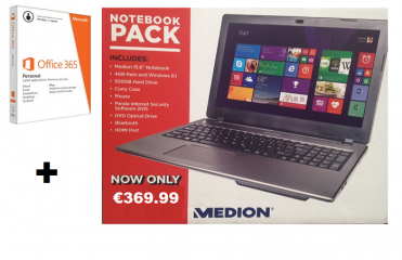 medion pack plus office