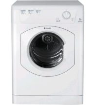 Hotpoint 7kg Vented Dryer TVM570P
