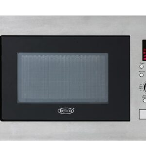 Belling Stainless Steel Built-in Microwave Oven BIM60SS