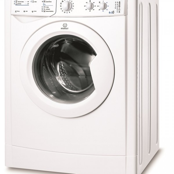 indesit washer dryer iwdc6125 ireland joyces of wexford. Black Bedroom Furniture Sets. Home Design Ideas
