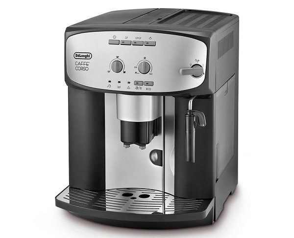 Coffee Makers That Use Beans : Delonghi CAFFe CORSO Bean to Cup Coffee Machine ESAM2800 Irleand Joyces of Wexford