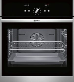 Neff Single oven with CircoTherm B14P42N5GB