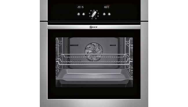 Neff single oven with circotherm b14p42n5gb - Neff single oven with grill ...