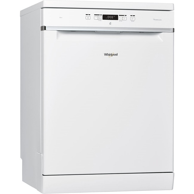 whirlpool 6th sense powerclean dishwasher wfc3c24p ireland. Black Bedroom Furniture Sets. Home Design Ideas