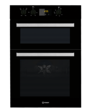 indesit id65340bl oven