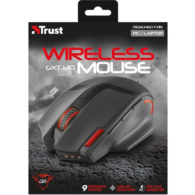 Trust Gxt 130 Wireless Gaming Mouse 20687 Ireland