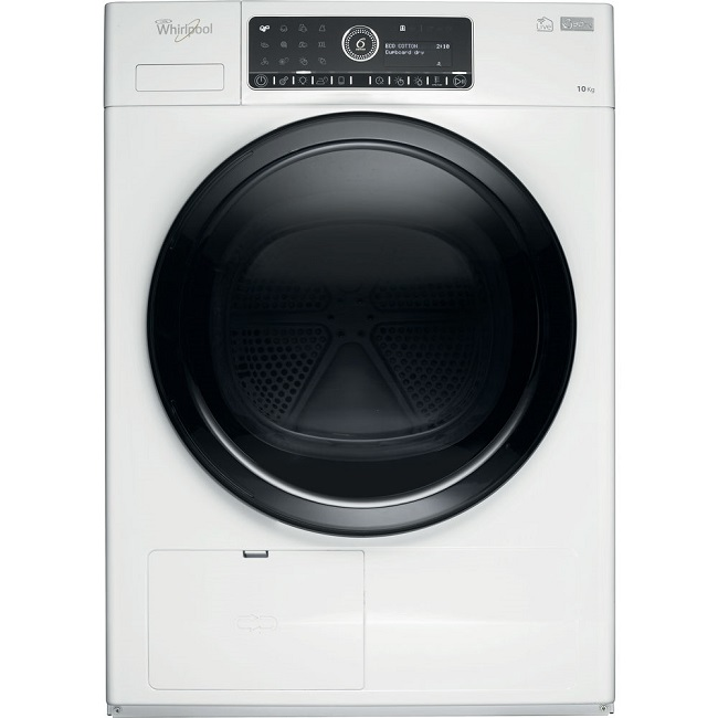 whirlpool 6th sense 12kg washing machine fscr12441 ireland. Black Bedroom Furniture Sets. Home Design Ideas