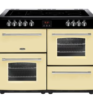 Belling Farmhouse 100cm All Electric Fuel Range Cooker FH100E