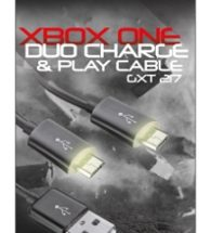 trust charge cable duo xbox 20432-1