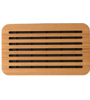 Berghoff Ron Two-Sided Cutting Board with Crumb Tray 3900060