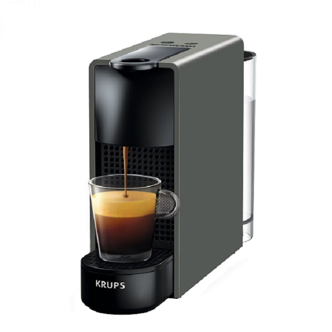krups essenza mini nespresso coffee machine grey ireland. Black Bedroom Furniture Sets. Home Design Ideas