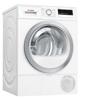 Bosch 8KG Condenser Tumble Dryer with Heat Pump WTR85V21GB