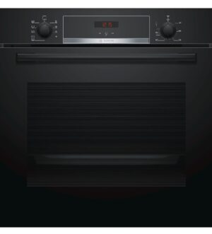 Bosch Serie  4 Single Oven Black HBS534BB0B