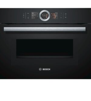 Bosch Compact Oven with Microwave CMG656BB6B