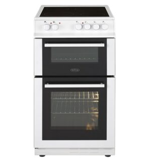 Belling 50cm Freestanding Electric Cooker FS50EDOFC