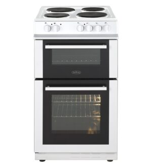 Belling 50cm White Electric Cooker FS50ET