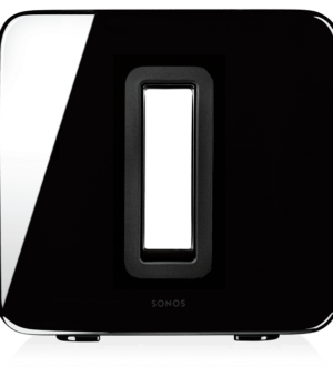 Sonos Wireless Sub Gloss Black SUBG1UK1BLK