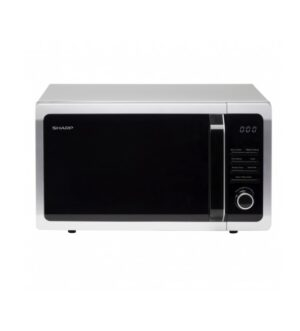 Sharp 25L Solo Microwave Silver R374SLM