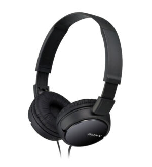 Sony MDR-ZX110 Supra-aural closed-ear Headphone Black