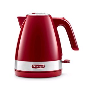 DeLonghi Active Line Red Kettle KBLA3001R