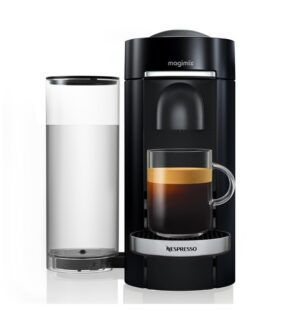 Magimix Vertuo Plus Nespresso Coffee Machine Black 11385