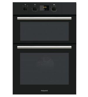 Hotpoint Built-in Double Oven Black DD2540BL