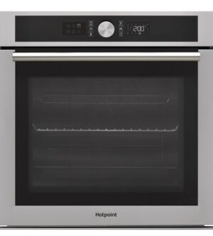 Hotpoint Built-in Self Cleaning Single Oven Stainless Steel SI4854PIX