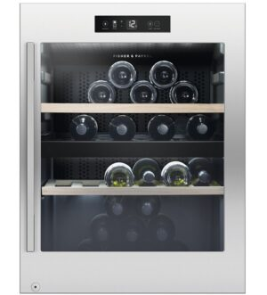Fisher & Paykel 50 Bottle Dual Zone Wine Cooler RF106RDWX1