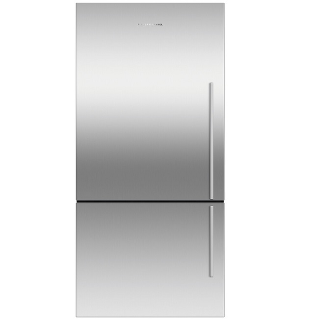 Fisher & Paykel ActiveSmart Fridge Freezer with Bottom Freezer E522BLXFD4