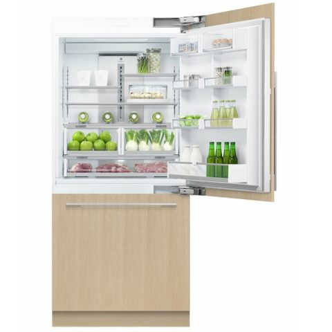 builin in fisher and paykel fridge freezer