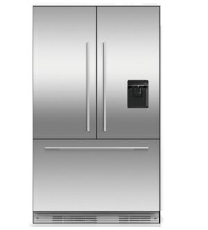 Fisher Paykel 90cm Fridge Freezer with Ice & Water RS90AU1