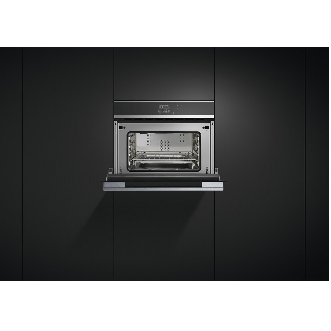 Fisher Paykel 60cm Built In Combination Microwave Oven Om60ndb1