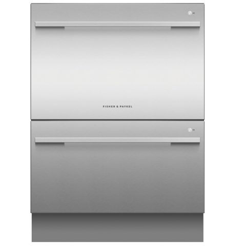 Fisher & Paykel DishDrawer Tall Double Drawer Dishwasher DD60DDFHX9