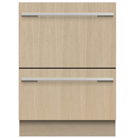 Fisher & Paykel Integrated Double DishDrawer Dishwasher DD60DHI9