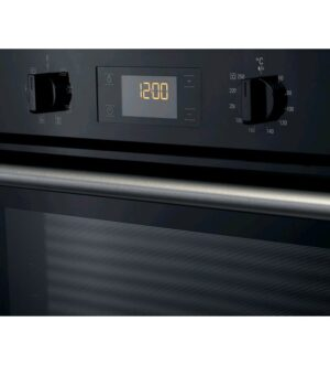 Hotpoint Built-in Single Black Oven SA2540HBL