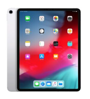 Apple iPad Pro 12.9″ 512GB | Wi-Fi + Cellular | Silver | MTJJ2B/A