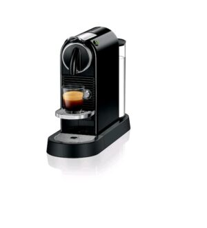 Magimix Black Citiz Nespresso Coffee Machine 11315