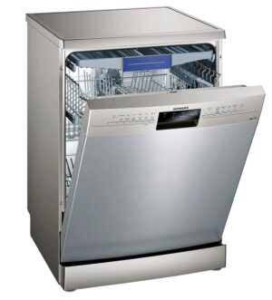 Siemens Silver Dishwasher SN236i03MG