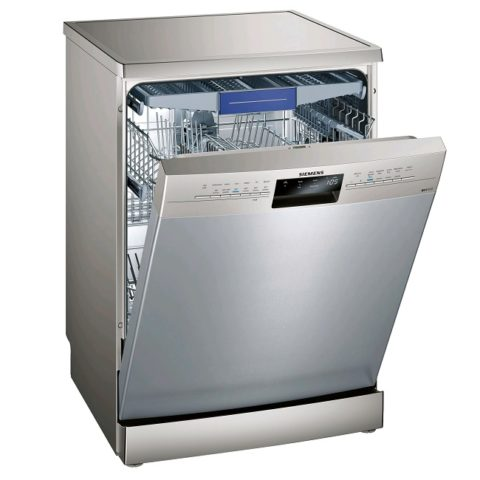 siemens 14 place dishwasher silver