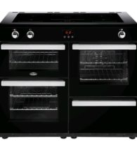 Belling Cookcentre 110cm Electric Induction Range Cooker 110EI
