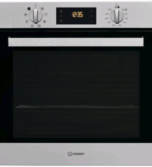 Indesit Built-in Easy Clean Electric Single Oven IFW 6340 IX