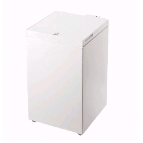 Indesit White 100 Litre Chest Freezer OS1A1002UK.1