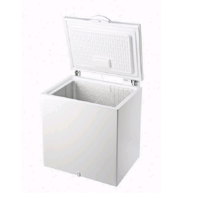 Indesit White 204 Litre Chest Freezer OS1A200H2UK.1