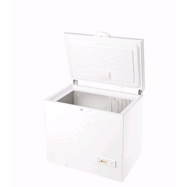 Indesit White Freestanding Chest Freezer OS1A250H2