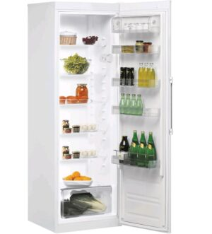 Indesit 60cm White 1.87m Tall Fridge SI81QWD