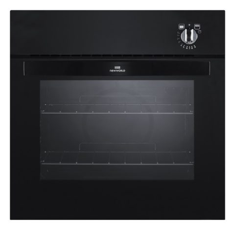 NewWorld 60cm Built-in Single Gas Oven with Electric Grill NW601G