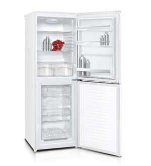 Belling 55cm Frost Free White Fridge Freezer BFF200WH