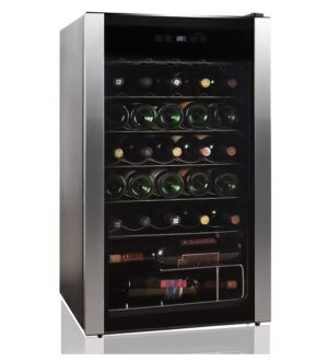 Belling 49cm Wine Cooler BWC34BLK