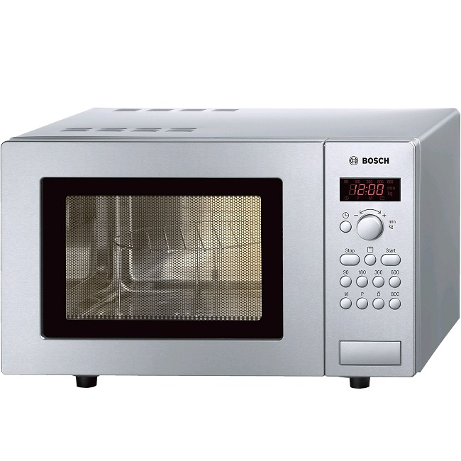 Bosch 800w Stainless Steel Microwave HMT75G451B