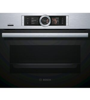 Bosch Built-in 45cm Compact Steam Oven CSG656BS7B